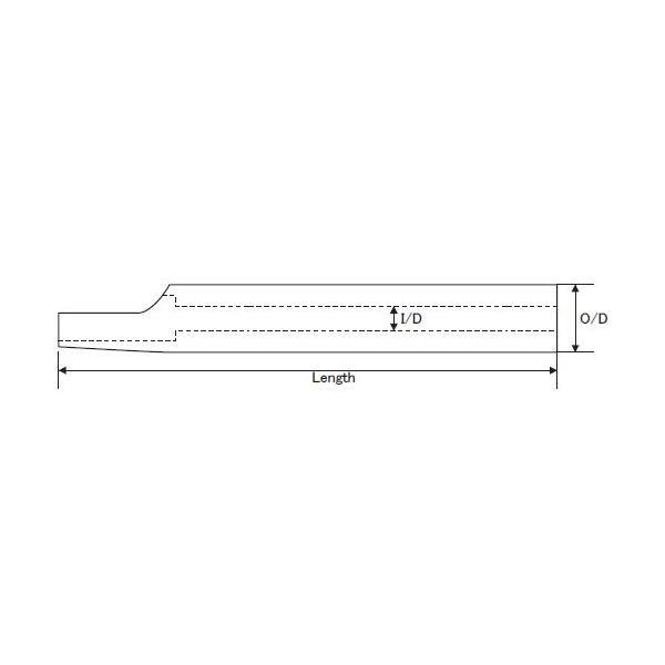 ポイント2倍 ジャストエース(Justace) IPS16用リアグリップ ISRG27-25C10 コルクグリップ
