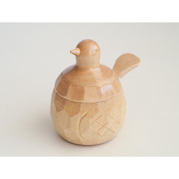 鳩の置物 シュガーポット 鳩の砂糖壺(シュガーポット) 大 すの・くらふと おしゃれなカフェのインテリアに|ozawa-shoten|11