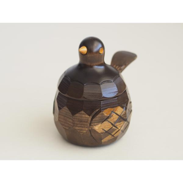 鳩の置物 シュガーポット 鳩の砂糖壺(シュガーポット) 大 すの・くらふと おしゃれなカフェのインテリアに|ozawa-shoten|12