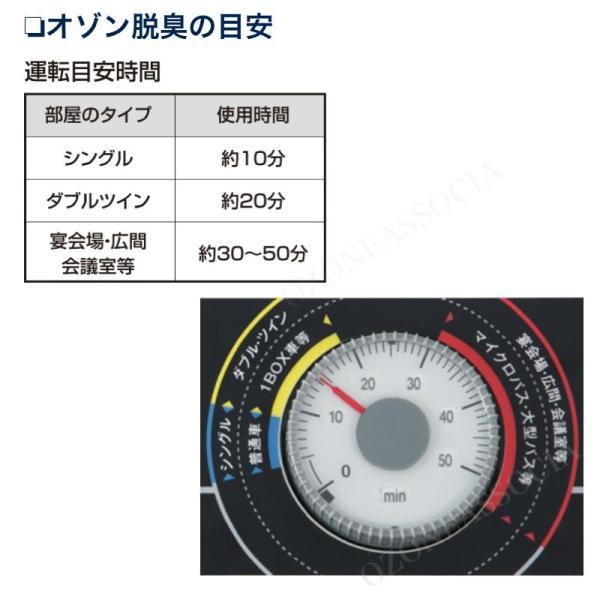 オゾン脱臭器 剛腕500S GWN-500Sホテル向けオゾン消臭器|ozoneassocia|04