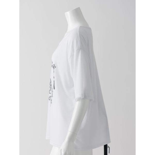 RozenプリントTシャツ ozzonjapan 03