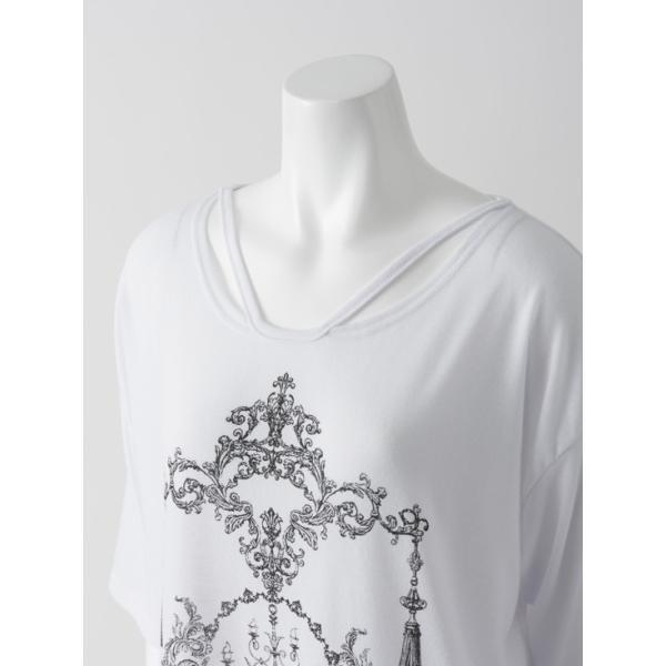 RozenプリントTシャツ ozzonjapan 06