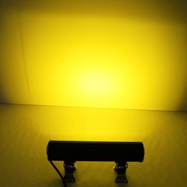LED 集魚灯 イカ釣り 作業灯 90w 黄 アジ イエローライト イルミネーション 屋外 防水 タチウオ 夜焚き シラスウナギ 仕掛け 海 レジャー カラーレンズ