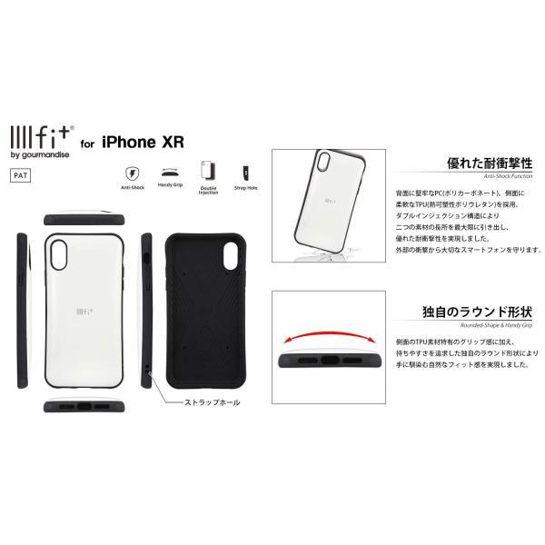 スティッチ iPhone XR ケース 6.1インチ イーフィット IIIIfit ディスニー キャラクター グッズ アップ DN-593A|p-entamestore|07