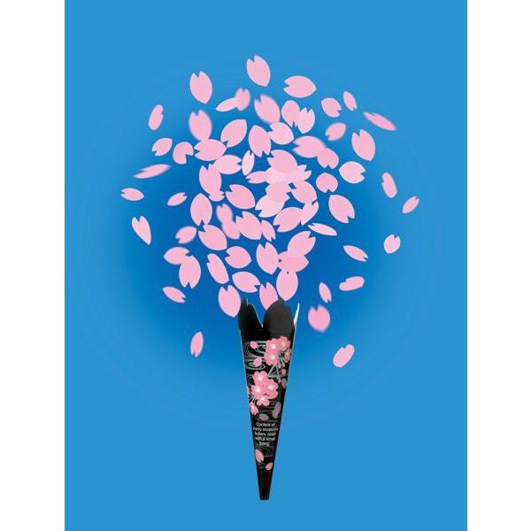 紙吹雪 パーティークラッカー クリスマス 豪華演出 和風 花びら さくら 入学式 成人式/ 桜クラッカー(5個入) (K-0505_103013)u89|p-kaneko|02