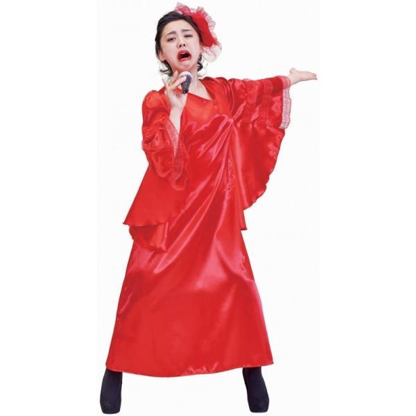 美空ひばり コスプレ なりきり 歌手 モノマネ 衣装 イベント コスチューム/ 歌謡曲の女王 (A-1781_016825)|p-kaneko|02