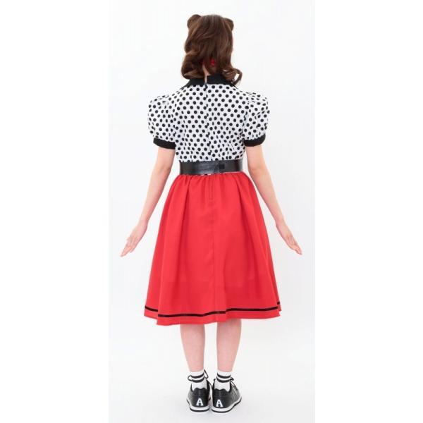 50年代 ファッション チェリー コスプレ ボンテージ コスチューム 衣装 ハロウィン 女性 衣装/ ヴィンテージ 50sロカビリー (880417) p-kaneko 03