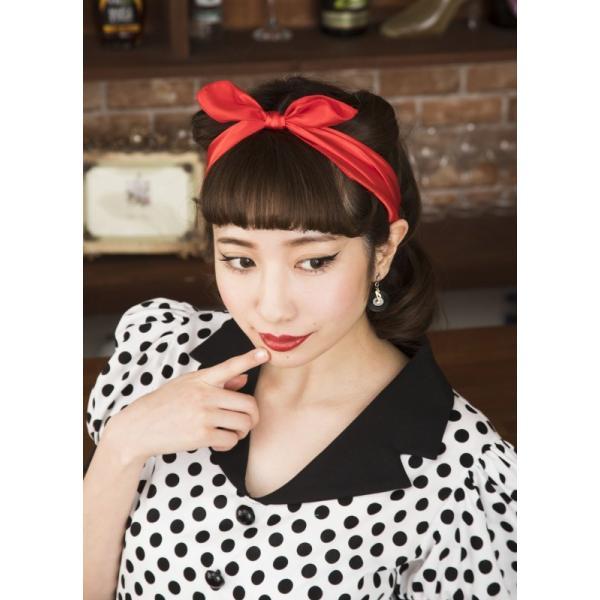 50年代 ファッション チェリー コスプレ ボンテージ コスチューム 衣装 ハロウィン 女性 衣装/ ヴィンテージ 50sロカビリー (880417) p-kaneko 07