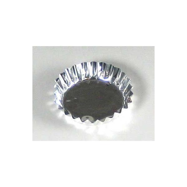 アルミケース マドレーヌNo.5(30ミクロン) アルミカップ 1本