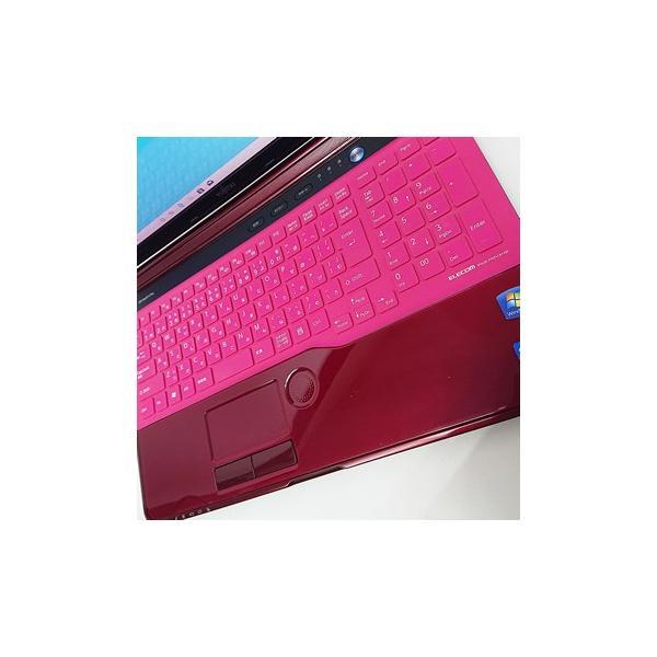 第2世代 i7 富士通 LIFEBOOK AH77/G Webカメラ Bluetooth  Windows 10 Home 64bit Core i7 2.2GHz メモリ8GB 新品SSD240GB BDマルチ B1911N001|p-pal|02
