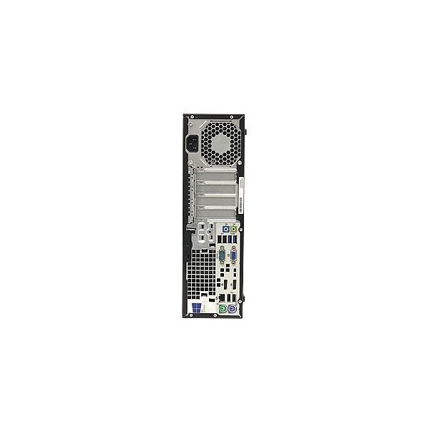 中古デスクトップパソコン HP ProDesk 600 G1 SFF C8T89AV Windows 10 Pro 64bit Core i5 3.3GHz メモリ8GB 新品SSD120GB HD500GB DVDマルチ B2002D033|p-pal|03