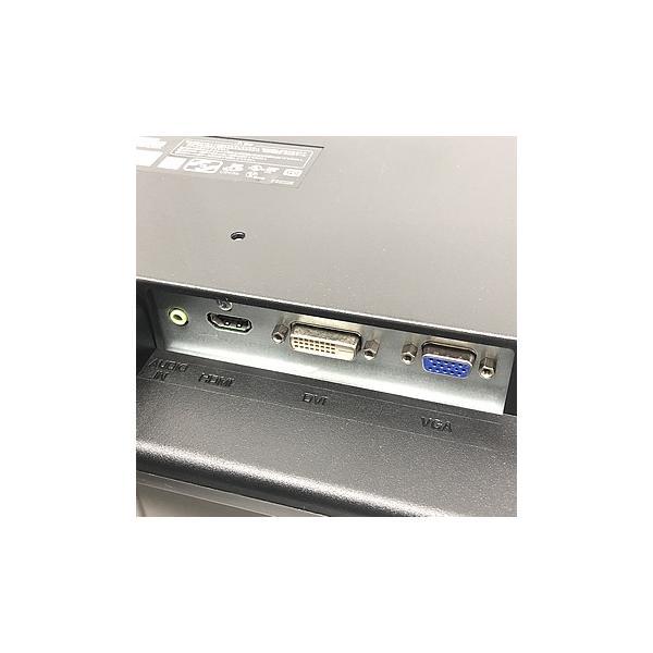 I/O DATA LCD-MF223EBR ブラック アナログ[D-sub15] デジタル[DVI] HDMI 21.5インチ B2004M017 中古ディスプレイ|p-pal|03