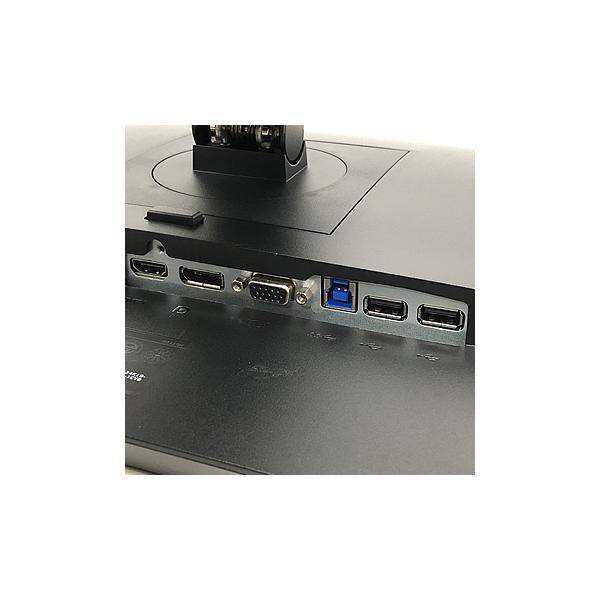 中古ディスプレイ DELL プロフェッショナルシリーズ P2319H アナログ[D-sub15] DisplayPort HDMI 23インチ B2004M032|p-pal|06