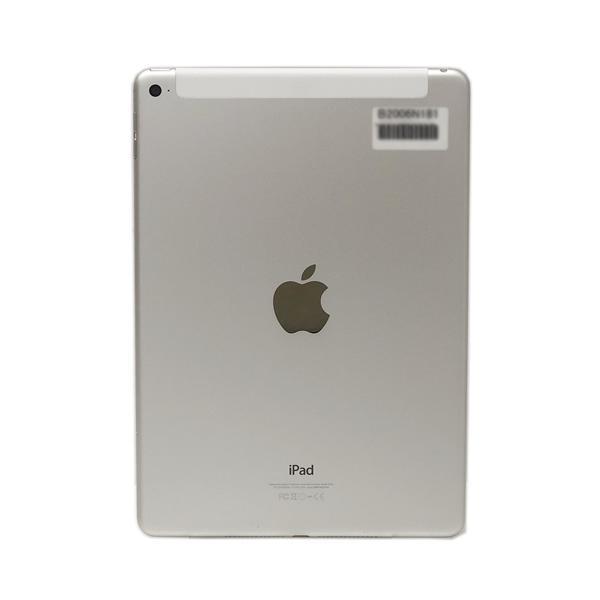 中古 iPad Air 2 Wi-Fi+Cellular au版 64GB A1567 MGHY2J/A 9.7インチ シルバー アクティベーション解除済 白ロム|p-pal|02