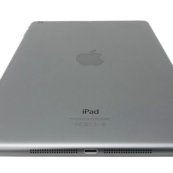 Aランク iPad Air Wi-Fiモデル 16GB A1474 MD785J/A 9.7インチ スペースグレイ アクティベーション解除済 中古 タブレット|p-pal|03