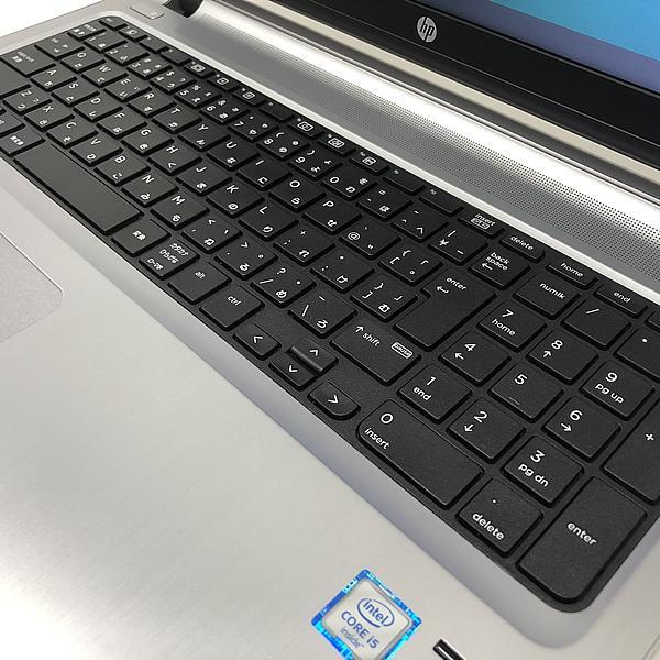 Aランク HP ProBook 450 G3 V6E11AV Win10 Core i5 2.3GHz メモリ8GB SSD256GB DVD Webカメラ Bluetooth Office付 中古 ノート パソコン PC|p-pal|02