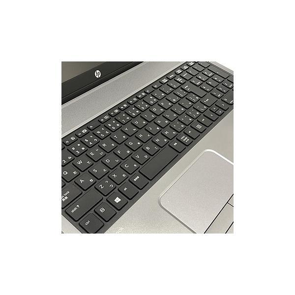 中古ノートパソコン HP ProBook 450 G1 F2M08AV Windows 10 Pro 64bit Core i5 2.5GHz メモリ4GB 新品SSD120GB DVDマルチ 15.6インチ B2020N024|p-pal|02