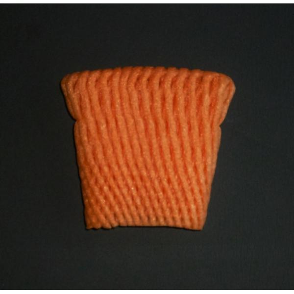 メーカー直送 フルーツキャップ TSW-7 ダブル 7cm オレンジ 5400個 同梱不可 個人宛の発送不可 北海道・沖縄・離島地域への発送不可