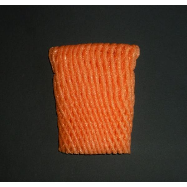 フルーツキャップ TSW-9 ダブル 9cm オレンジ 100個