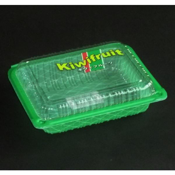 メーカー直送 信和 キウイフルーツパック 5個用 キウイパック K5L ボタン嵌合 2400個 同梱不可 個人宛の発送不可 北海道・沖縄・離島地域への発送不可