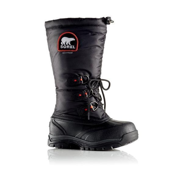 SOREL ソレル 2018秋冬 ブーツ 防寒靴 ウィンターシューズ スノーライオンXT Snowlion XT 女性用(カラー010):NL2134