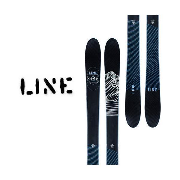 スキー板 ライン LINE 2021 20-21 SIR FRANCIS BACON サーフランシスベーコン  パウダー フリースタイル