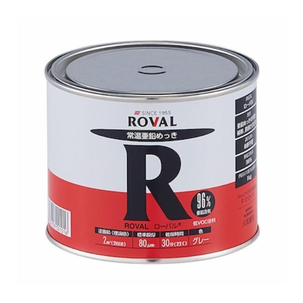 ローバル ROVAL 1KG 亜鉛含有96% 【ローバル】 paintandtool
