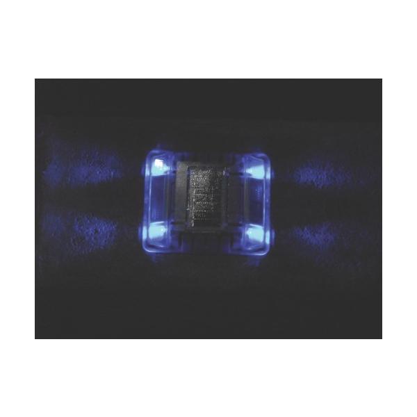 キャットアイ ルミナスアイ・マイティ ソーラー式常灯  両面 青(LE2602B) paintandtool 03
