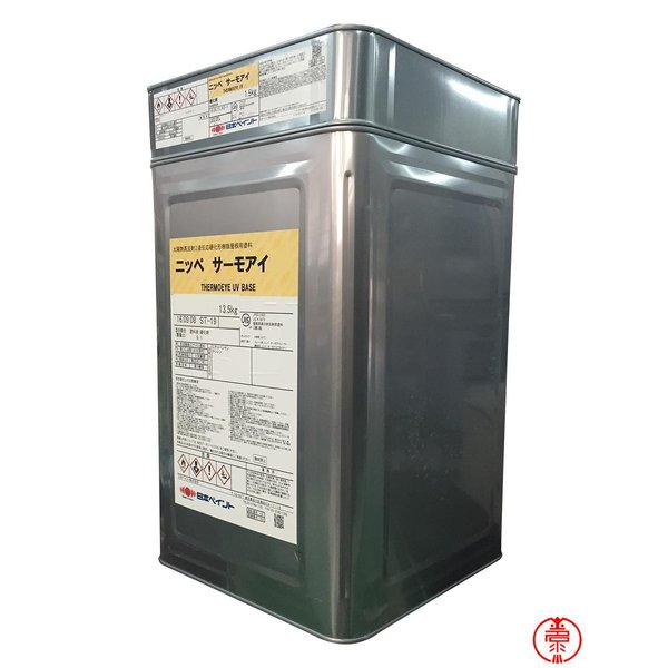 サーモアイシーラー15Kセット日本ペイント遮熱屋根用塗料(10000283)