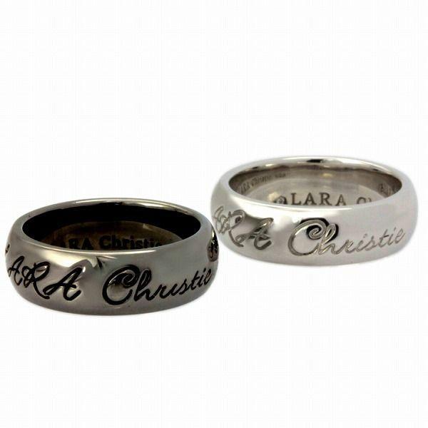 LARA Christie ララクリスティー ロマンス ペアリング PAIR Label《誕生日・2人の記念日・ギフト・クリスマスプレゼントに》|pair-kizuna|06