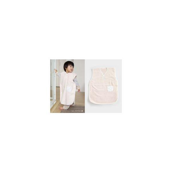 白雲スリーパー (モコモコポケット付) 白雲(HACOON) 約45×55cm[na014]|pajamakobo-lovely|02