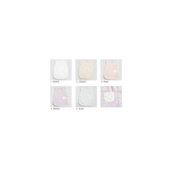 白雲スリーパー (モコモコポケット付) 白雲(HACOON) 約45×55cm[na014]|pajamakobo-lovely|03