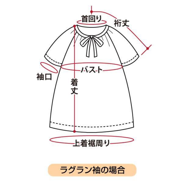 ネグリジェタイプ オーダーメイド料金購入 4L〜5L|pajamakobo-lovely|03