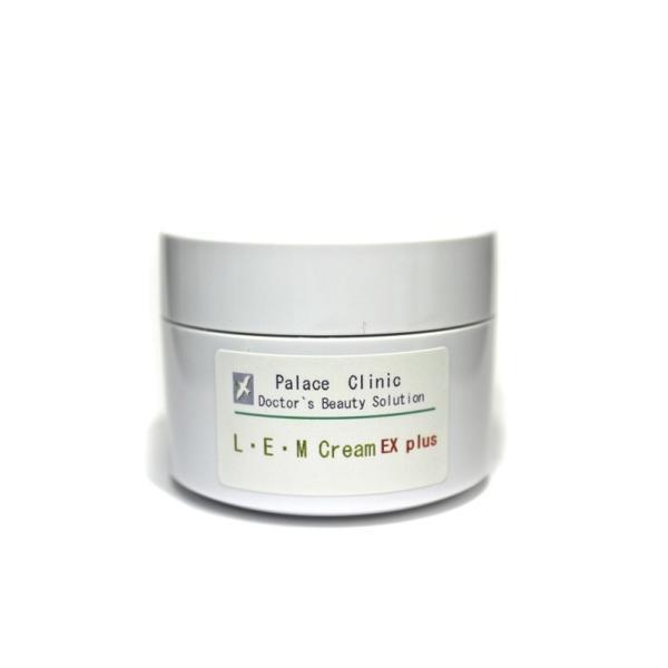 パレスクリニック プエラリア 医療用 L・E・M Cream EX plus 50g お徳用サイズ palace-labo