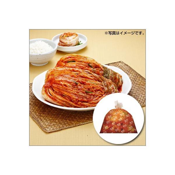 【当店おすすめ】[冷蔵]『宗家』白菜キムチ|ポギキムチ(10kg・業務用)  チョンガ  韓国キムチ 韓国食材 韓国食品