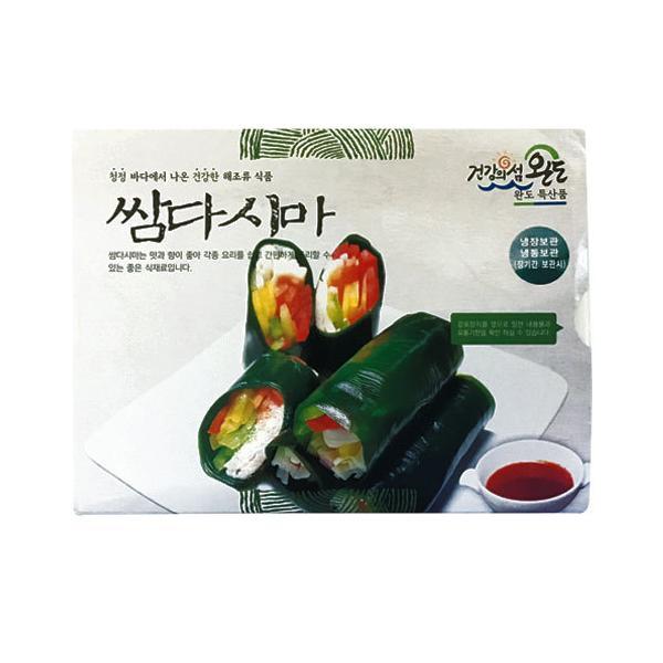 [冷凍]『海藻類』塩蔵こんぶ 塩つき(300g)■韓国産 サムタシマ サム 韓国料理 韓国食材 韓国食品