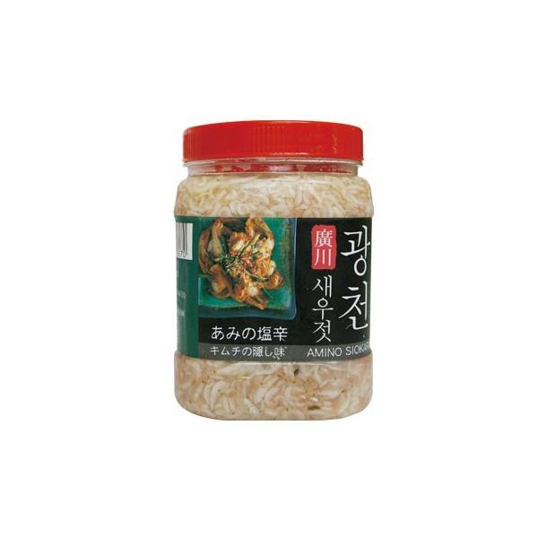 [冷凍]『食材』アミの塩辛(1kg)■ベトナム産 えび 調味料 キムチ材料