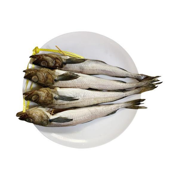 [冷凍]『海産物』一夜干しタラ|コダリ(4尾・約1.1kg~1.5kg)■韓国加工 半生タラ コダリ(一夜干したら)半干し魚 魚類 韓国食材 韓国食品