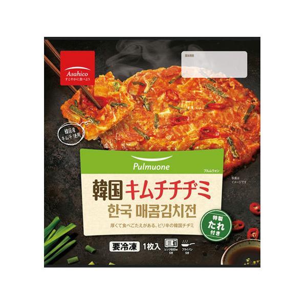[冷凍]『プルムウォン』キムチチヂミ(217g・1枚) 加工食品 韓国料理 韓国食材 韓国食品