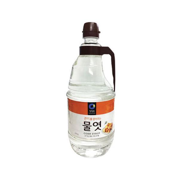 『清浄園』水あめ|水飴(2.45kg) チョンジョンウォン 韓国調味料 韓国料理 韓国食材 韓国食品