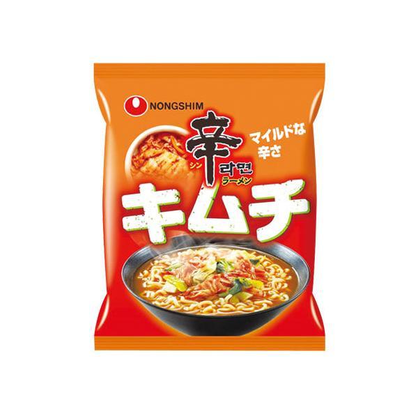 『農心』辛ラーメンキムチ(120g×1個) ノンシム NONG SHIM キムチラーメン 韓国ラーメン インスタントラーメン 韓国食品