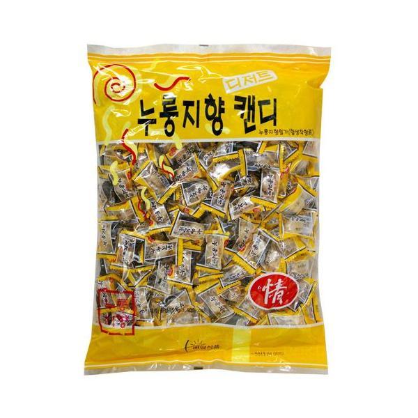 『韓国キャンディー』おこげキャンディー(750g・業務用) おこげ味飴 韓国お菓子 韓国食品