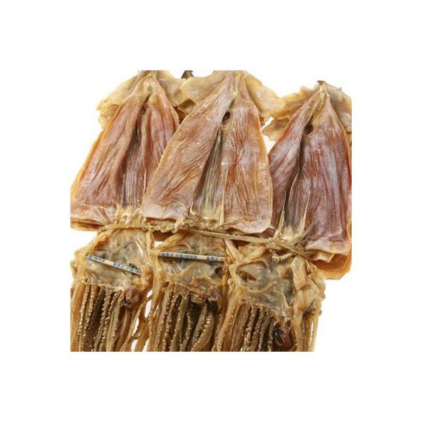 [冷凍]『食材』干しするめイカ(1尾)■韓国産  棒たら 干し魚 干し物 韓国食材 韓国食品