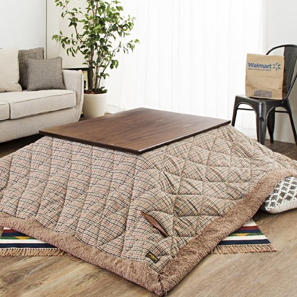 こたつ こたつテーブル おしゃれ 長方形 105 フラットヒーター ローテーブル センターテーブル 本体 新生活|palette-life|07