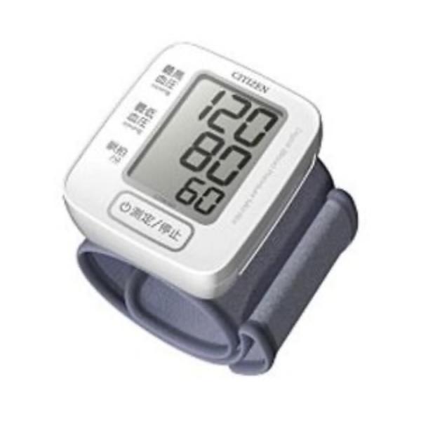 シチズン電子血圧計 手首式 CHW301|palthia|02