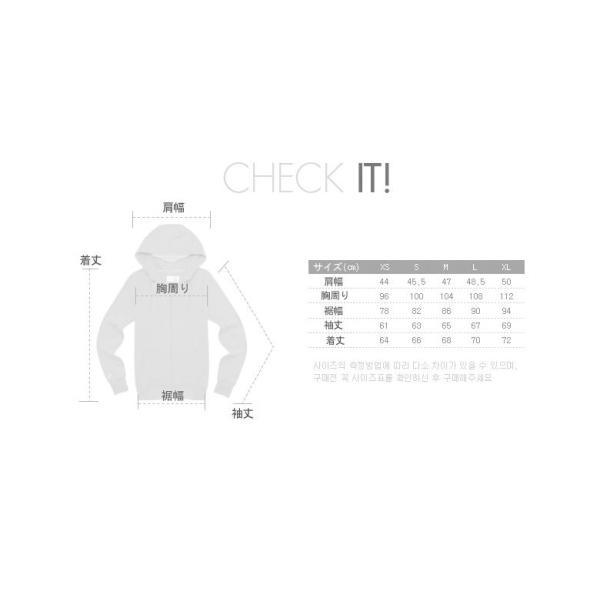 POPRABBIT 4D HOODY ZIPUP A-5 HI FLAMINGO PURPLE パーカー パンコート キャラクター LONG T 長袖 ポンポン付きパーカ パンコート|pancoat|06
