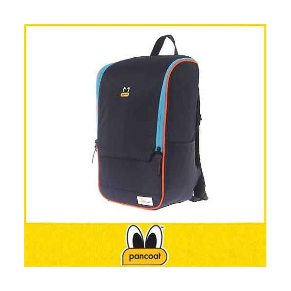 PANCOAT パンコート DAILY MOVE D5001 BACKPACK (FE) (ULTRA NAVY) キャラクター バッグ リュックサック かわいい 目玉 ショルダーバッグ トート パンコート pancoat