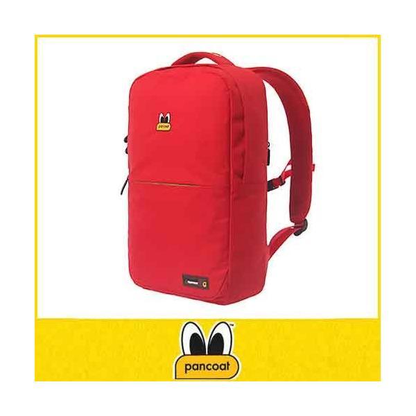 PANCOAT パンコート COMEBACK C8000 BACKPACK (FE) (TROPICAL RED) キャラクター バッグ リュックサック かわいい 目玉 ショルダーバッグ トート パンコート|pancoat