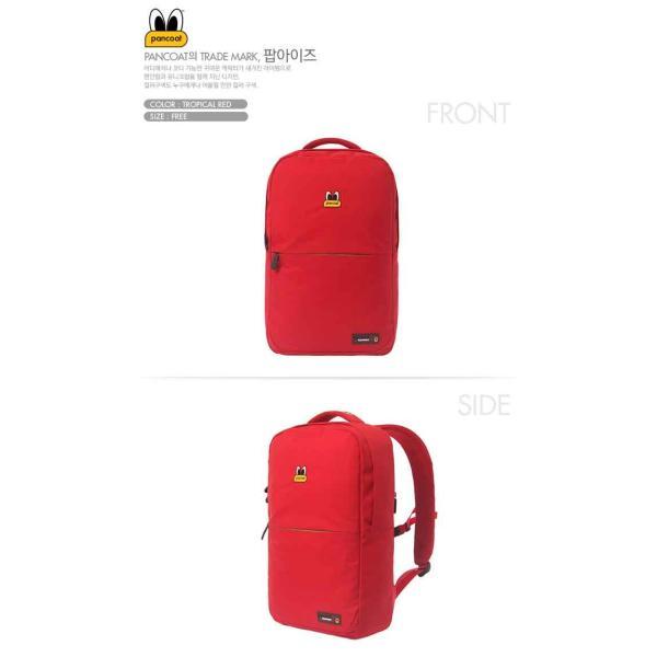 PANCOAT パンコート COMEBACK C8000 BACKPACK (FE) (TROPICAL RED) キャラクター バッグ リュックサック かわいい 目玉 ショルダーバッグ トート パンコート|pancoat|03