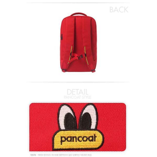 PANCOAT パンコート COMEBACK C8000 BACKPACK (FE) (TROPICAL RED) キャラクター バッグ リュックサック かわいい 目玉 ショルダーバッグ トート パンコート|pancoat|04